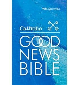 image of the Good News Bible