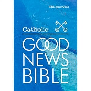 image of the Good News Bible