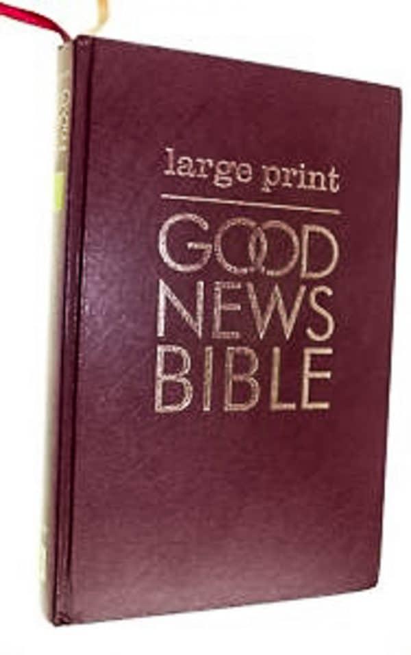 Good News Bible – Large Print